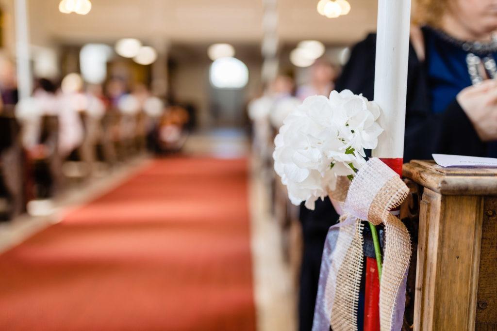 Dekorativer Hochzeitsblumenstrauß - Hochzeitsfoto-Fürstenfeldbruck