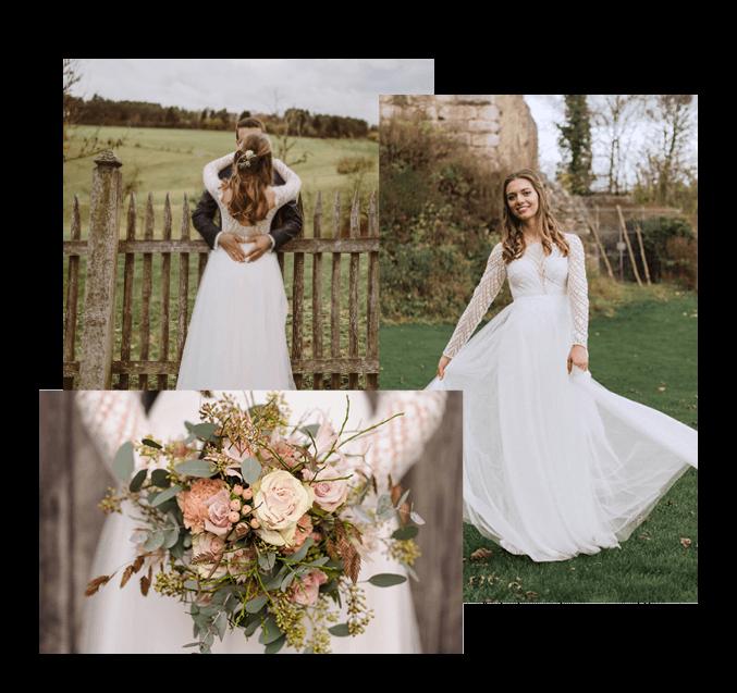 Collage Hochzeitsfotografie Kristijan Matic